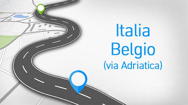Italia - Belgio