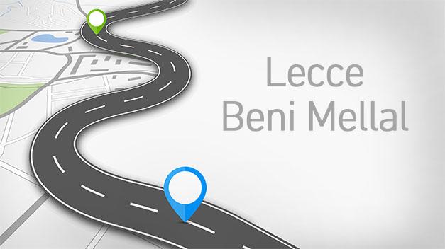 Lecce - Beni Mellal