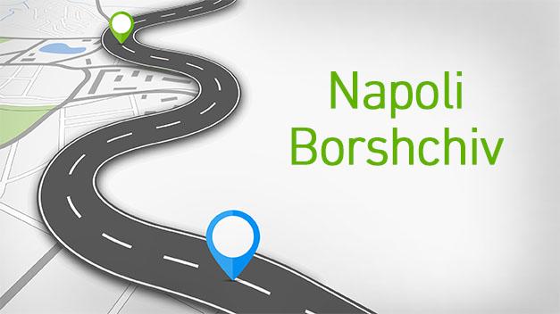 Napoli - Borshchiv
