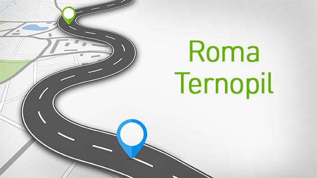Roma - Ternopil