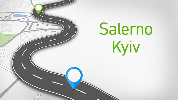 Salerno - Kyiv
